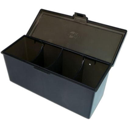 Blackfire 4-Compartment Storage Box - Green