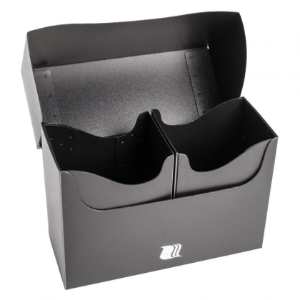 Blackfire Double Deck Holder (160+) - Black