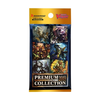 Cardfight!!! Vanguard V бустер Special Series 01 : PREMIUM COLLECTION 2019