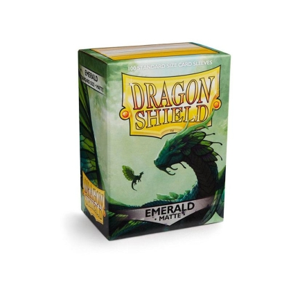 """ Dragon Shield "" Standard Card Sleeves 100pc - Black"