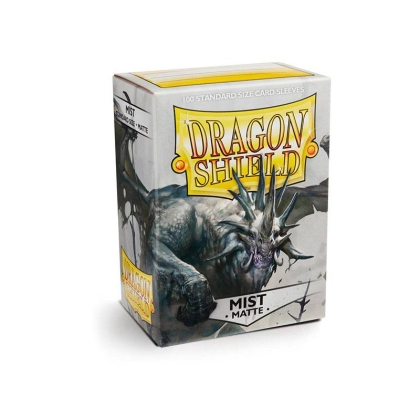 """ Dragon Shield "" Standard Card Sleeves 100pc - Ruby"