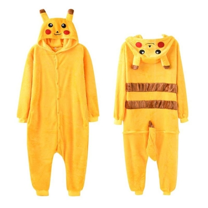 Pokemon: Onesie облекло - Pikachu