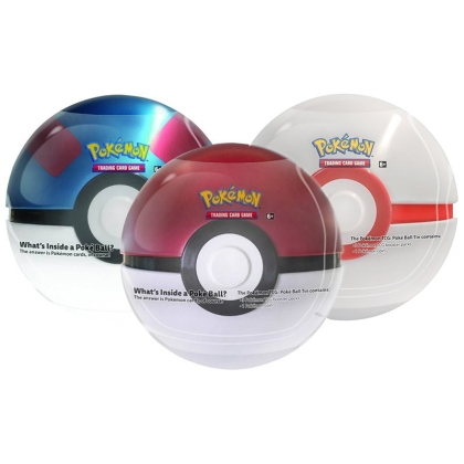 """ Pokemon TCG "" Poké Ball Тин 2019"