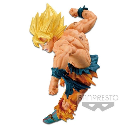 Dragon Ball Z: Collectible Statue/Figure - Full Power Super Saiyan Son Goku