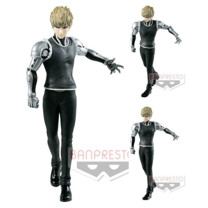 One Punch Man : Collectible Statue/Figure - DXF - Premium - Genos