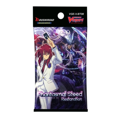""" Cardfight!! Vanguard "" V бустер Set 06: Phantasmal Steed Restoration"