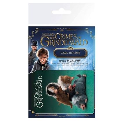 Fantastic Beasts: Card Holder - Nifflers